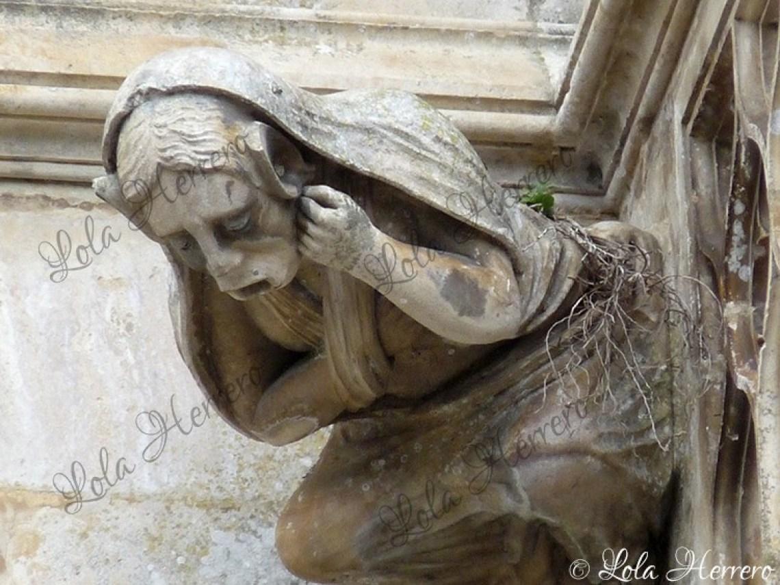 Gárgola Monasterio Batalha (Portugal) (409)