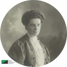 Мария Николаевна Кислякова. 1900-е гг.