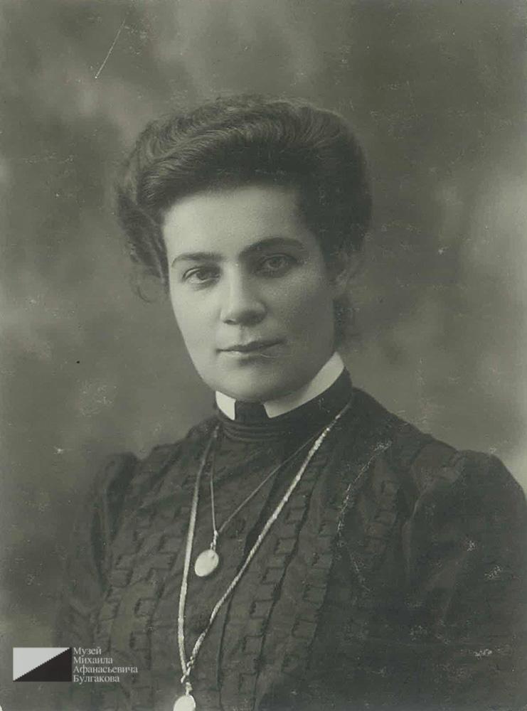 Мария Николаевна Кислякова. 1900е гг.