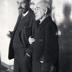 А.В.Винтер иГ.М.Кржижановский. 1930-е годы