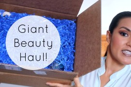 Giant Beauty Makeup Haul 2016