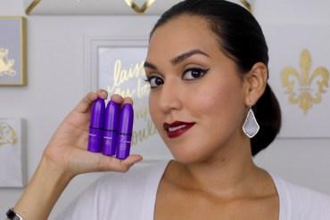 ALL MAC Selena Lipsticks Giveaway- Amor Prohibido Como La Flor Dreaming Of You