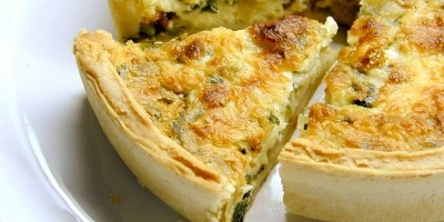 The Most Impressive Easy Dish Ever: Quiche from Scratch