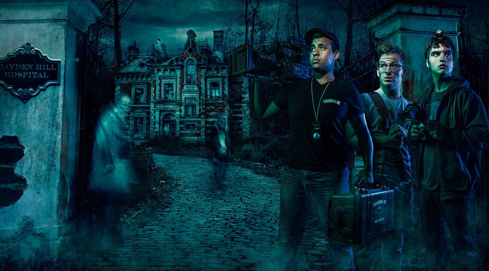 Knott's Scary Farm Paranormal, Inc.