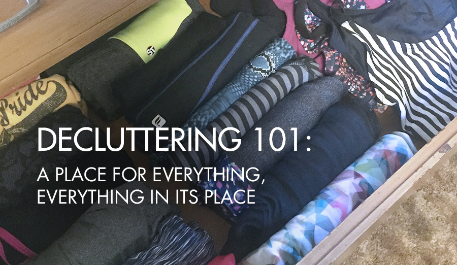 How to Store Everything in Your Home... the KonMari Way
