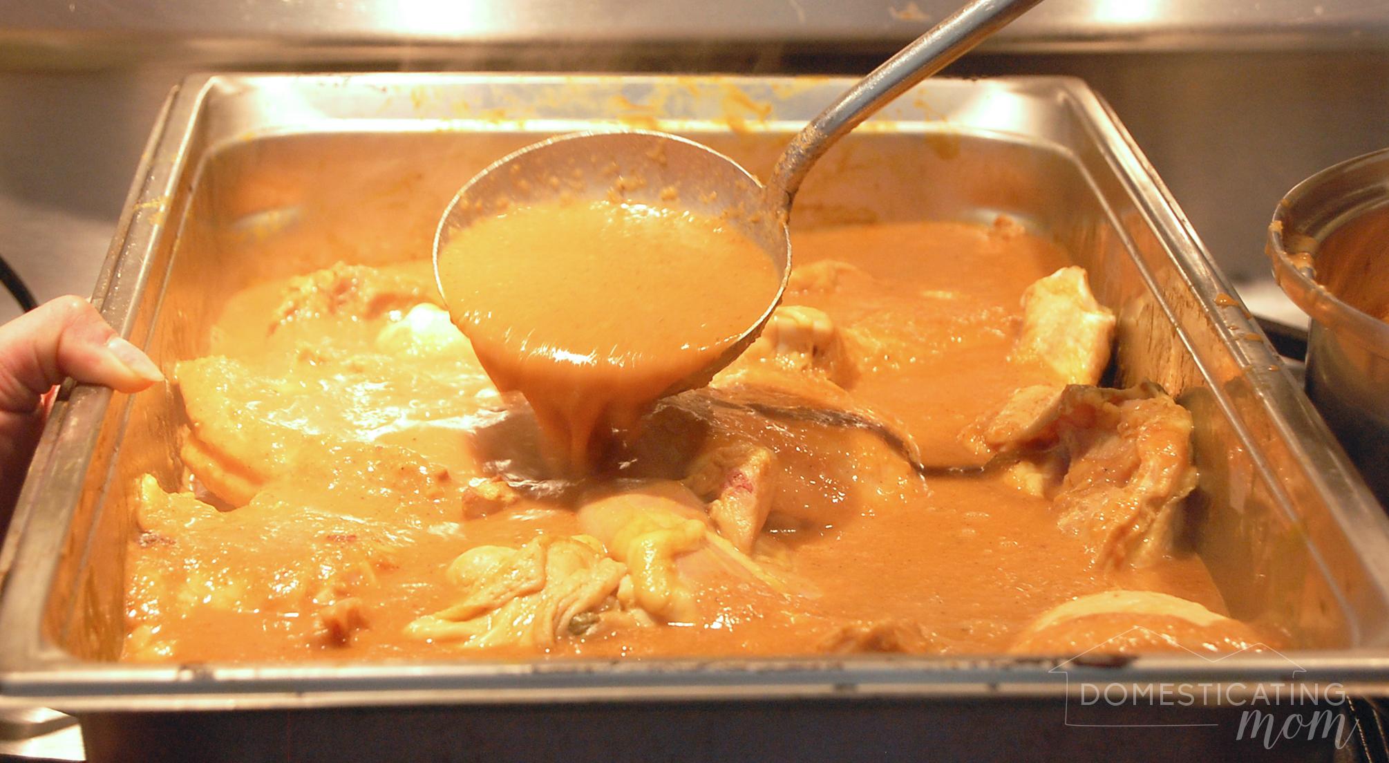 Savory Salvadoran Braising Sauce