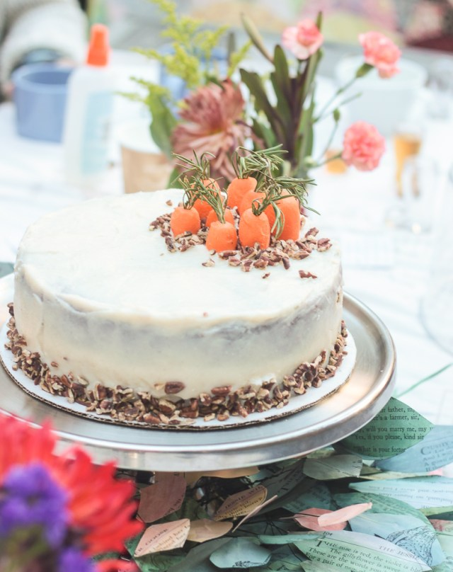 Carrot Cake | Domestic B(i)atch