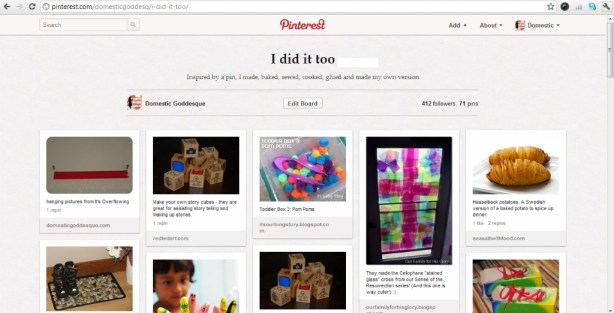 growing your blog Pinterest