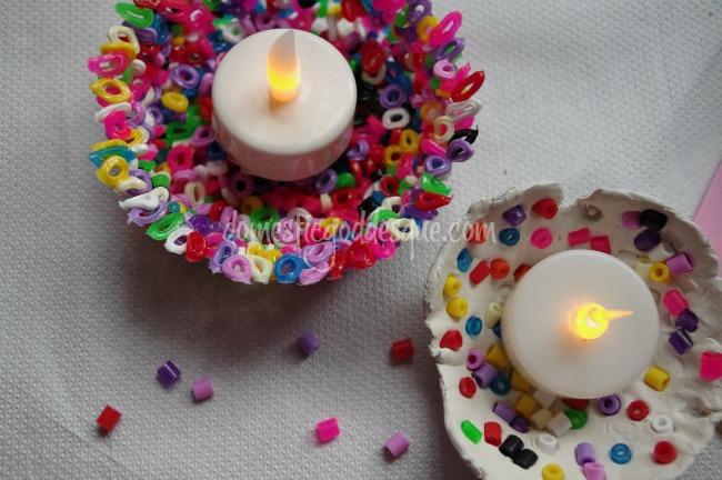 hama fusible bead diwas