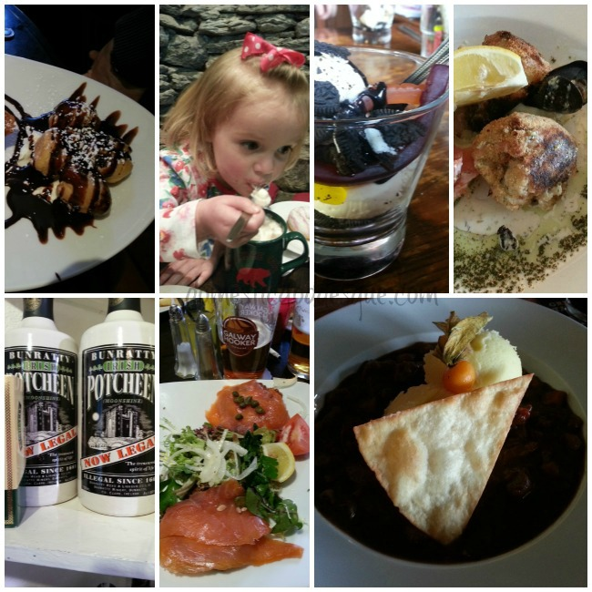 food we ate in Galway