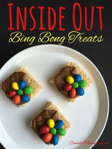 Inside Out Bing Bong Treats #Disney #Insideout #pixar