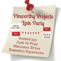 Pinworthy Projects Link Party #59