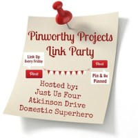 Pinworthy Projects Link Party #78