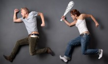 Couples-funny-Fighting-with-baseball-bat-720x380-680x380