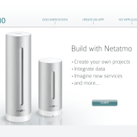 Récupérer les données de votre NetAtmo dans vos box domotique à l'aide de l'API
