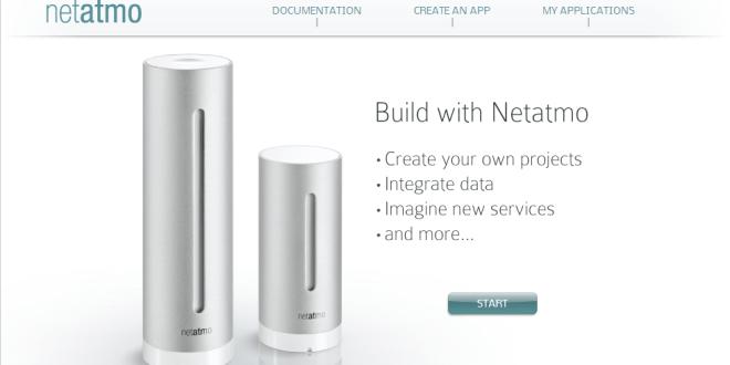 dev.netatmo.com