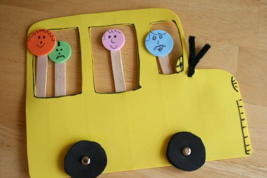Kid-Craft-School-Bus