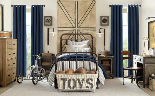 Blue-cream-boys-bedroom-decor