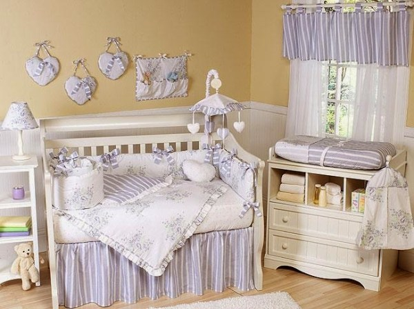 Shabby-Chic-Style-for-Nursery