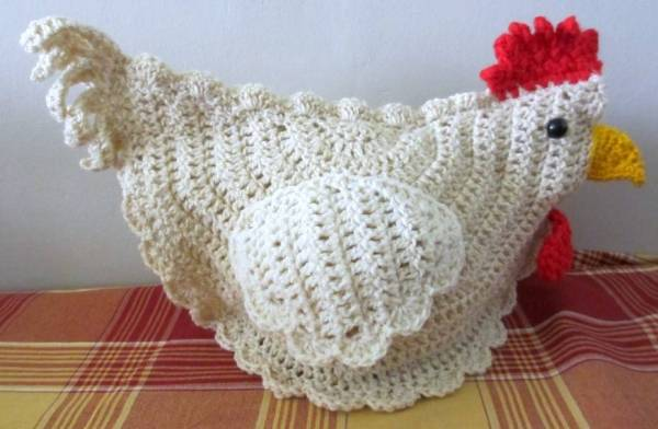 crochet-chicken