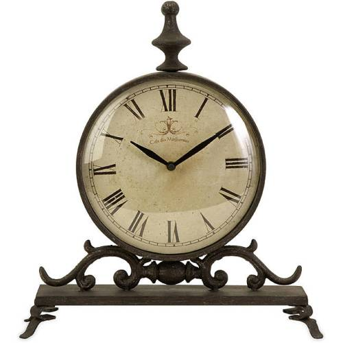 Handcrafted-Provence-Cafe-Siroque-Table-Clock-L13015477