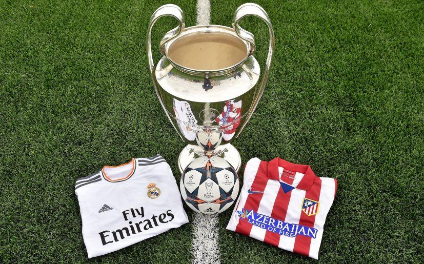 Программка. Финал Лиги Чемпионов: «Реал» - «Атлетико»