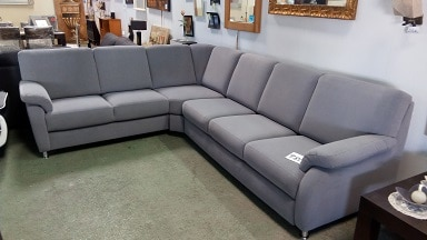 Corner Sofa Bed with Storage - Portugal