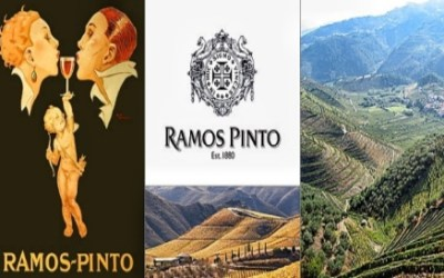 Any Port In A Storm – Ramos Pinto In San Miguel.