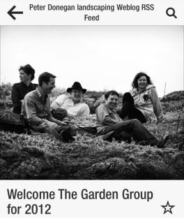 Ireland Garden Group