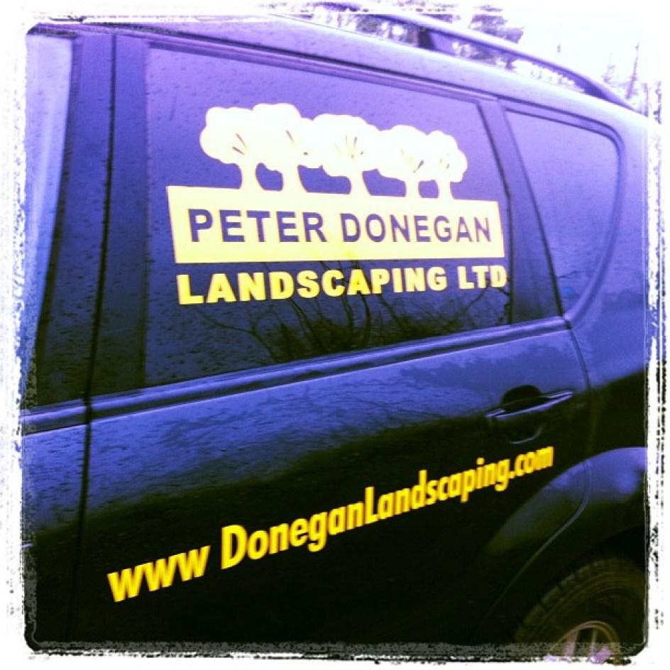 donegan landscaping, ireland