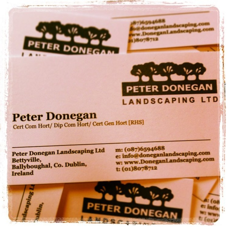 peter donegan landscaping, contact