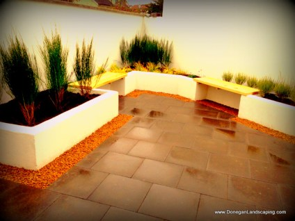 small garden landscaping ireland