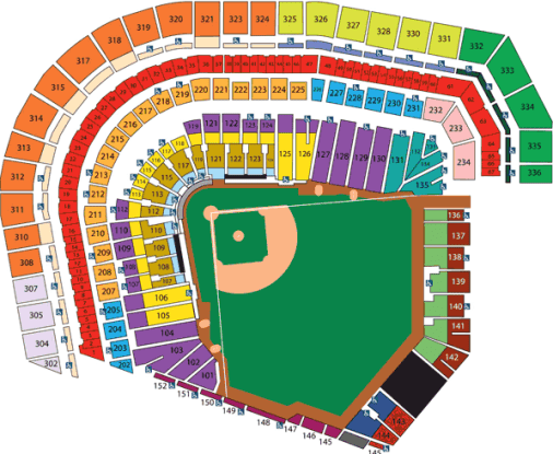 1-AT&T seating