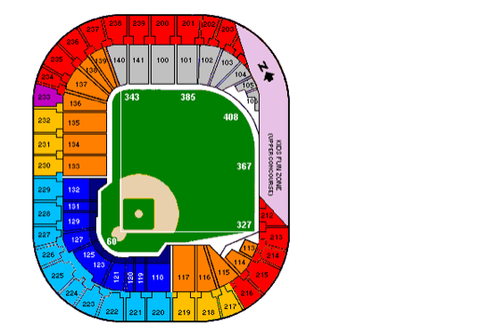 1a-Metrodome seating