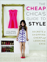 new book Giveaway: The Cheap Chicas Guide to Style.