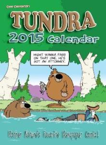 2015 Wall Calendar 257x350 1 220x300 Giveaway: 2015 Tundra calendar.