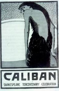 Play-Bill-Caliban-1916