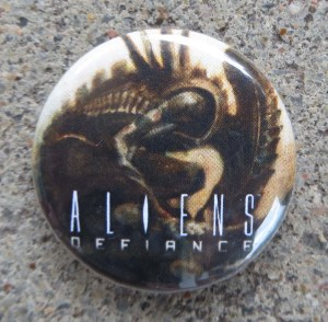 Aliens: Defiance Pin