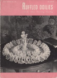 Ruffled Doilies - Star Book No. 59