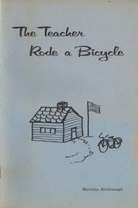 The Teacher Rode A Bicycle