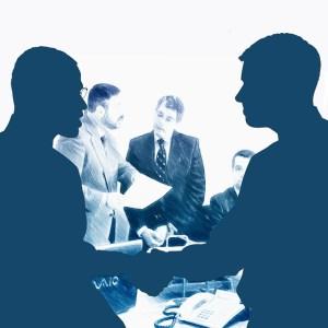 handshake, closing sales