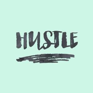 Salespeople need to hustle