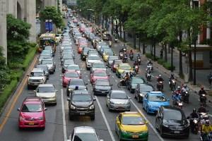 traffic at trade shows