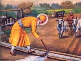 Guru Nanak Dev ji Early life