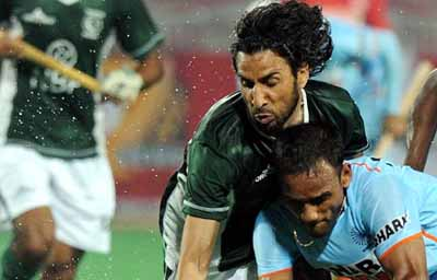 Pakistan Defeat India and Becomes Asia Hockey Championships 2012 IN DOHA