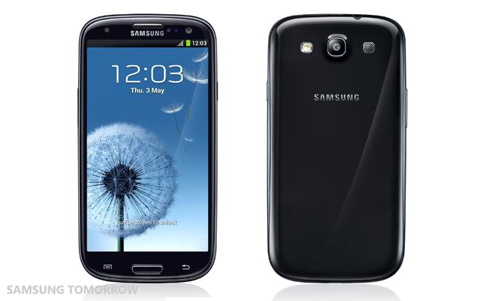 Samsung Galaxy 3 Beats Apple IPhone to Best Smartphone Award