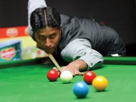 Majid Ali stormed into the semi-final of 14th Asian Snooker Championship