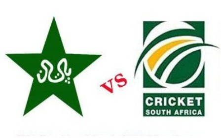 live Streaming between Pakistan Vs South Africa 2nd Warm Up Match