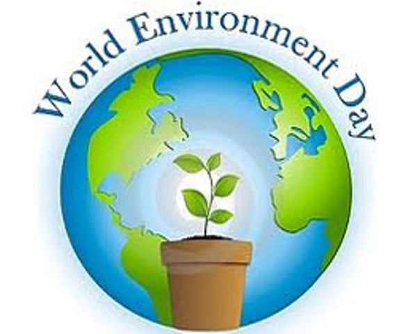 5th June 2013 is the World Environmental Day to save our environment