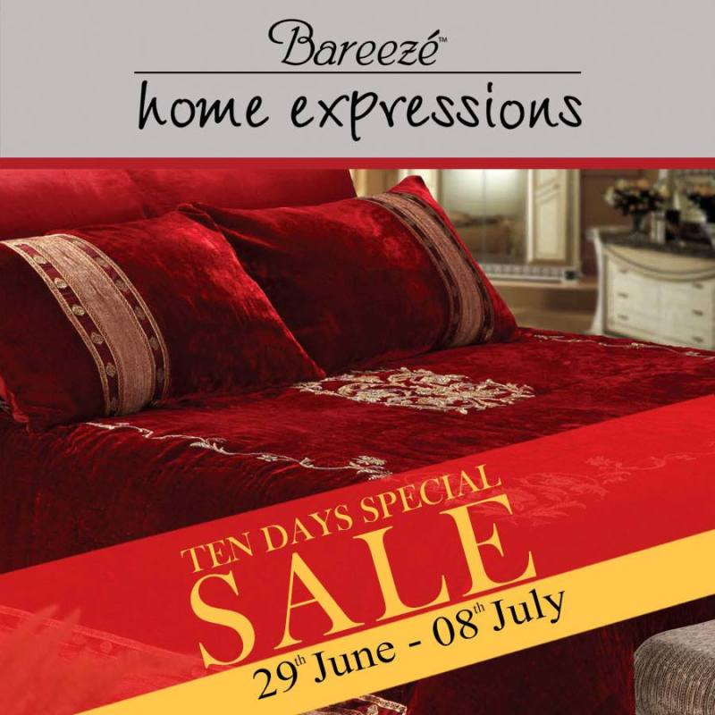 home expressions bareeze collection 2013